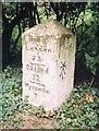 SU9689 : Old Milestone by A Rosevear & J Higgins
