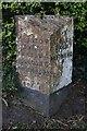 SJ5153 : Old Milepost by J Higgins