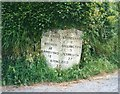 SX2677 : Old Milestone by Ian Thompson