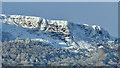 J3279 : Snow on the Cave Hill, Belfast - December 2017(1) by Albert Bridge