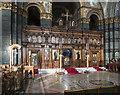 TQ2580 : St Sophia, Moscow Road - Iconostasis by John Salmon