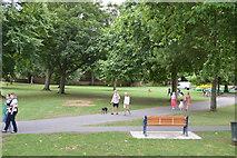 SU8586 : Higginson Park by N Chadwick