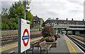 TQ1887 : Preston Road station, 2009 by Ben Brooksbank