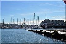 SX4653 : Cremyll Ferry pier by N Chadwick