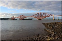 NT1378 : The Forth Bridge by Graeme Yuill