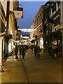 SE6052 : Stonegate, York by Alan Murray-Rust