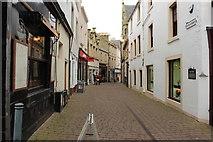 NS3321 : Hope Street, Ayr by Billy McCrorie