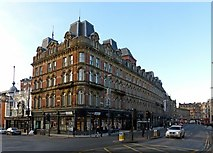 SE3033 : Former Trevelyan Temperance Hotel, Boar Lane by Alan Murray-Rust