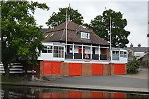 TL4559 : Lady Margaret Boathouse by N Chadwick