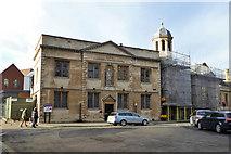 TL0449 : bpha Customer Service Centre, Bedford by Robin Webster