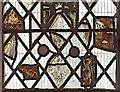 "SK7081 : ""Penny Window"" St Swithun's church, Retford by Julian P Guffogg"