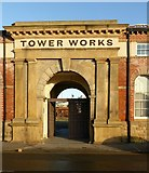SE2932 : Tower Works by Alan Murray-Rust