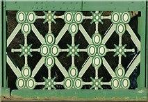 SE2933 : Bridge decoration by Alan Murray-Rust