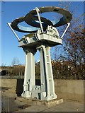 SE2933 : Machinery as public sculpture by Alan Murray-Rust