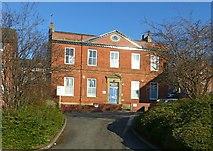 SE2834 : Belle Vue House, Belle Vue Road by Alan Murray-Rust
