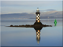 NS3274 : Lighthouse cormorant by Thomas Nugent