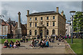 SX9292 : Exeter Bank Chambers by Ian Capper