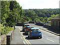 SE2119 : Queue for Shepley Bridge by Stephen Craven