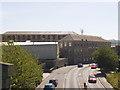 SE2320 : Ravens Ing Mills, Huddersfield Road, Ravensthorpe by Stephen Craven