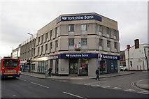 TA2609 : Yorkshire Bank, Bethlehem Street, Grimsby by Ian S