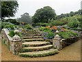 SZ4083 : The Steps at Mottistone Manor by Steve Daniels