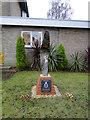 TF7209 : Marham RAF Station Memorial by Adrian S Pye