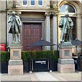 SE2933 : James Watt and John Harrison by Alan Murray-Rust