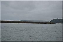 SX4853 : Mount Batten Breakwater by N Chadwick