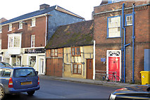 SU1429 : The Old Forge, New Street, Salisbury by Robin Webster
