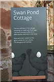 NS2209 : History of Swan Pond Cottage by Billy McCrorie