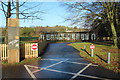 NS2209 : Road at the Aviary, Culzean by Billy McCrorie