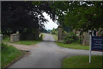 TQ3129 : Entrance to Balcombe Place by N Chadwick