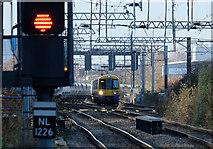 TQ3084 : Stratford Service by Martin Addison