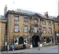 ST4409 : The George Hotel, Crewkerne by Bill Harrison