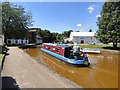 SD7500 : Harry on the Bridgewater Canal by Gerald England