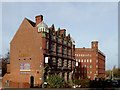 SO9198 : The Prince Albert and Chubb buildings in Wolverhampton by Roger  Kidd