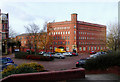 SO9198 : The Chubb building in Wolverhampton by Roger  Kidd
