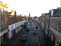 NT9953 : Marygate, Berwick-upon-Tweed by Graham Robson