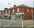 SJ9295 : Shops on Hyde Road by Gerald England