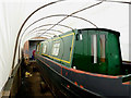 SJ9308 : Boatyard paintshop at Calf Heath, Staffordshire by Roger  Kidd