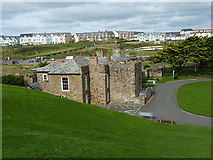 SS2006 : The Castle, Bude by Richard Law