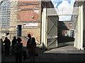 SO8218 : A to C walkway by Martin Richard Phelan