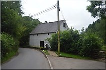 TQ3130 : Weatherboarding, Mill Lane by N Chadwick