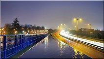J3574 : Evening traffic, Belfast by Rossographer