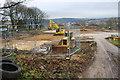 SE0441 : Building site, Braithwaite Road by Roger Templeman