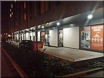 TQ1985 : Student accommodation on Empire Way, Wembley by David Howard