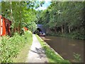 SJ9391 : Alice on the Peak Forest Canal by Gerald England