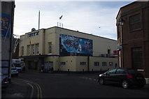 ST3049 : The Ritz cinema by Bob Harvey