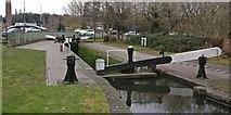 SO8276 : Kidderminster Lock No 6 by Mat Fascione