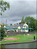 SO8483 : The Vine at Kinver in Staffordshire by Roger  Kidd